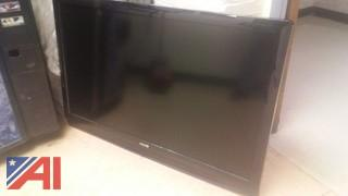 "Sanyo 46"" Flat Screen TVs"