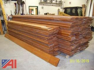 UPDATED: Wooden Indoor Bleacher Boards