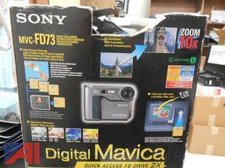 Sony Digital Mavica, Canon Scanner and More