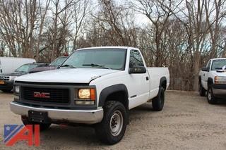 1997 GMC Sierra C/K 2500 Pickup Truck
