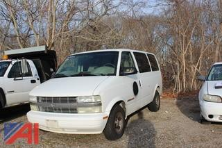 2002 Chevy Astro Van