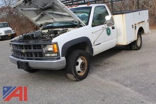 2000 Chevy C/K 3500 Pickup/Utility Truck