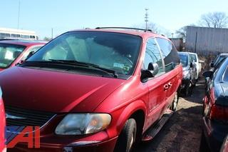 2001 Chrysler Town & Country Van