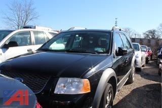 2006 Ford Freestyle Suburban