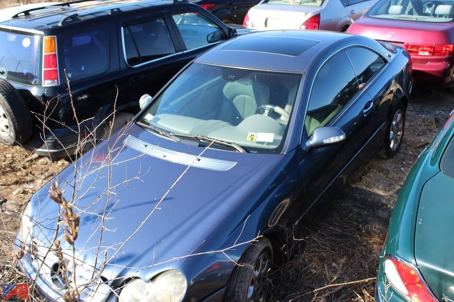 Impounded Vehicle Auction, NY #16746