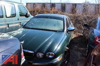 2002 Jaguar X Type Sedan