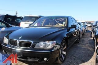 2006 BMW 750 Sedan