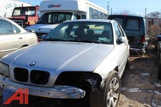 2000 BMW 323 Sedan