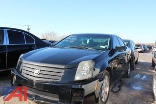 2004 Cadillac CTS Sedan