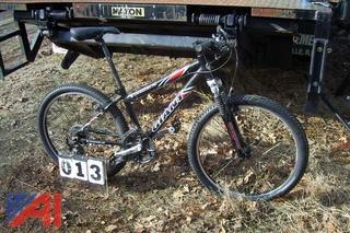 Giant Boulder F5 Bike