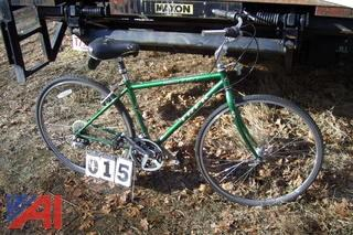 Trek Multitrack 720 Bike