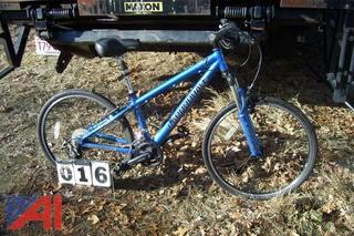 Cannondale F7 SL Bike