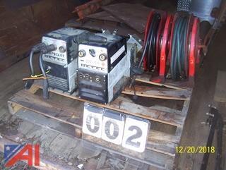 GETEC Hydraulic Generator/Jump Starter