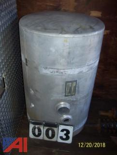 2003 Aluminum Fuel Tank