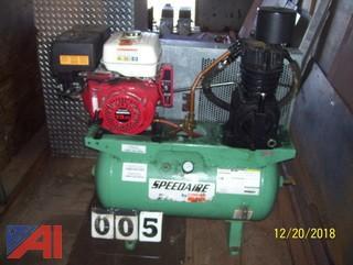 Speedaire Air Compressor