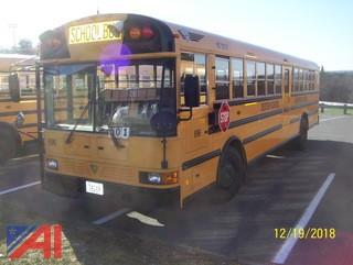 2009 International 3000 School Bus