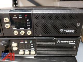 Motorola Radius Low Band / High Band Radios