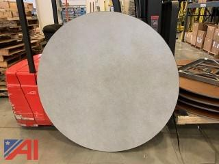 5' Round Banquet Tables