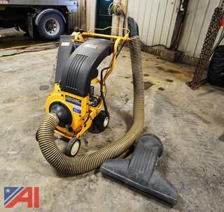 Cub Cadet #247-315C100 Walk behind Self Propelled Chipper/Shredder Vacuum System