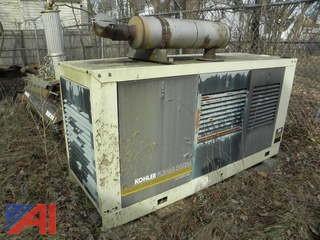 Kohler Power System Natural Gas 33 kw Generator