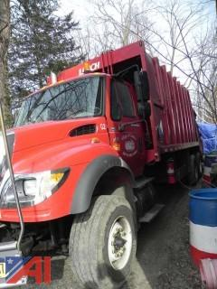 **Lot Updated** 2005 International 7600 Garbage Truck