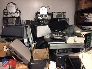 Various Computers, Laptops, Printers and More