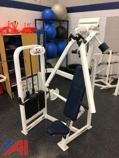 Cybex Strength Machine Dual Axis Chest Press