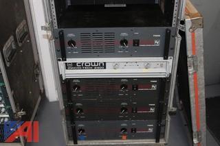 Macro Tech 2400 Amplifier