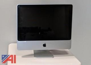 "Apple iMac 20"" Desktop PC, Model #A1224"