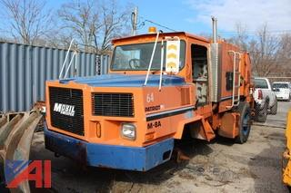 1997 Mobil M8A Sweeper