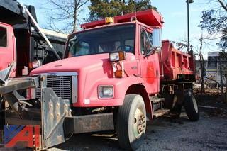 2002 Freightliner FL80 Dump Truck