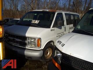2002 Chevy Express 1500 Van