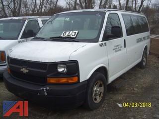 2003 Chevy Express 1500 Van