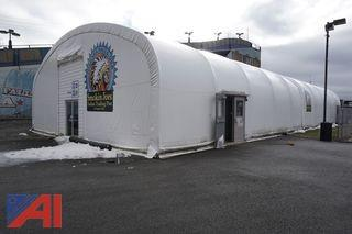 100' x 47' Insulated Quonset Hut