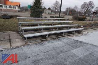 Sets of 15' x 6' Bleachers
