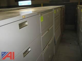 Hon Lateral File Cabinets