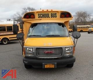 2002 GMC Savana G3500 School Bus