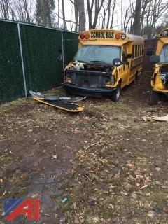 2002 GMC Savana G3500 School Bus (Scrap Only)