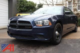2013 Dodge Charger Sedan/Police Vehicle