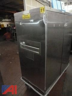 Stainless Steel Tool Cabinets on Wheels