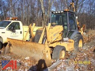 2000 Case 590 Super L Loader Backhoe