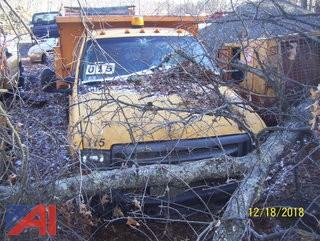 1999 Ford F550 Dump Truck