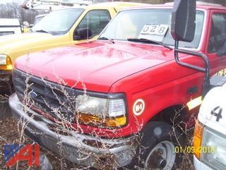 1995 Ford F250 XL Pickup Truck