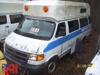 1999 Dodge Ram B3500 Bus