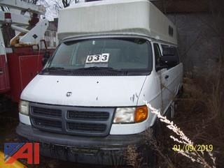 2000 Dodge 3500 Ram Bus