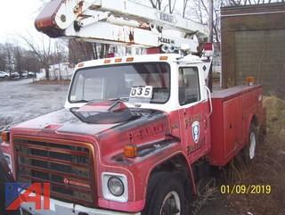 1988 International 1654 Bucket Truck