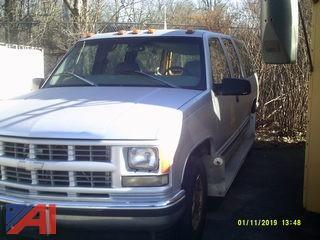 1999 Chevy Suburban C1500 SUV