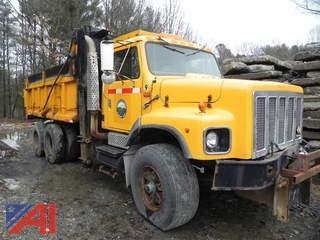 1996 International 2674 Dump Truck