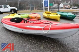 Imagine Paddle Board & Trailblazer Kayak