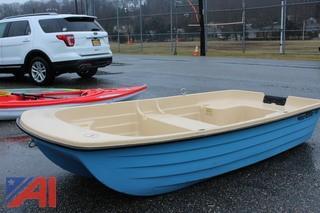 Water Tender Boat